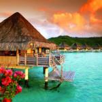 bungalows-in-Bora-Bora
