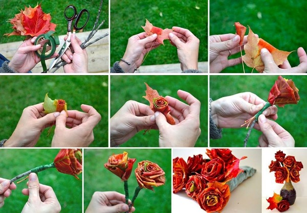 how-to-make-maple-leaf-roses