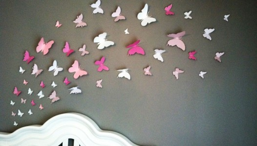 3d Butterfly Wall Decor   Interior And Home Decorating Ideas 3d Butterflies Wall Decor Amazing 3d Butterflies Wall Decor Ideas}