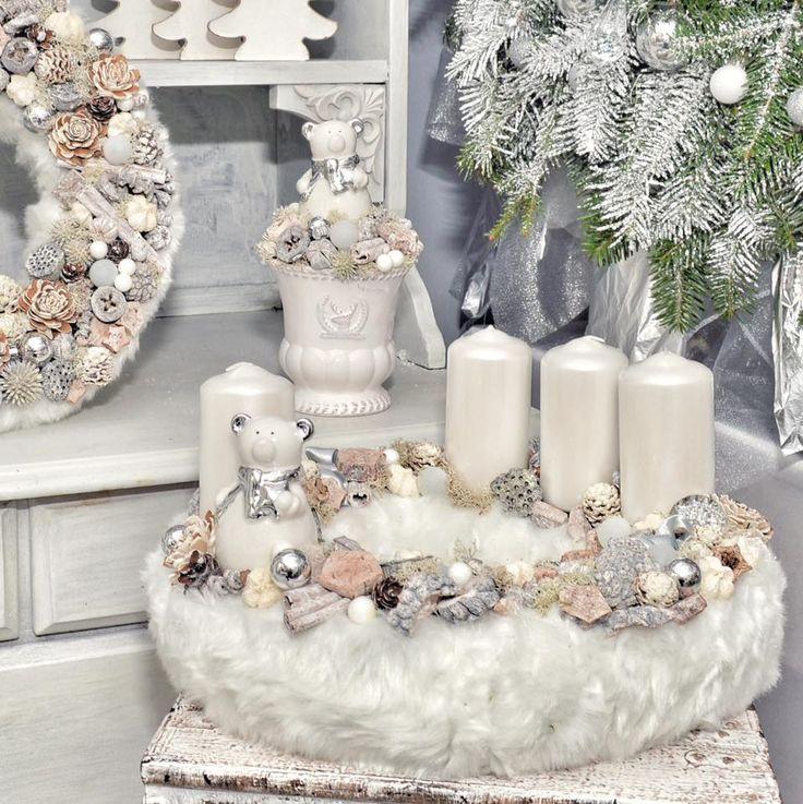 25cdbedaf56041876c6b7c6cff0fbe08--vianočné-vence-white-christmas