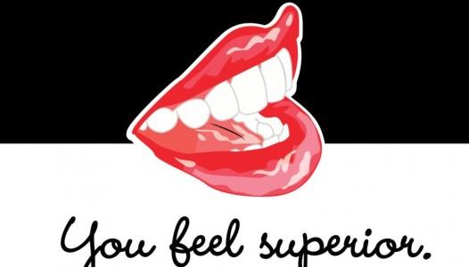 You-feel-superior