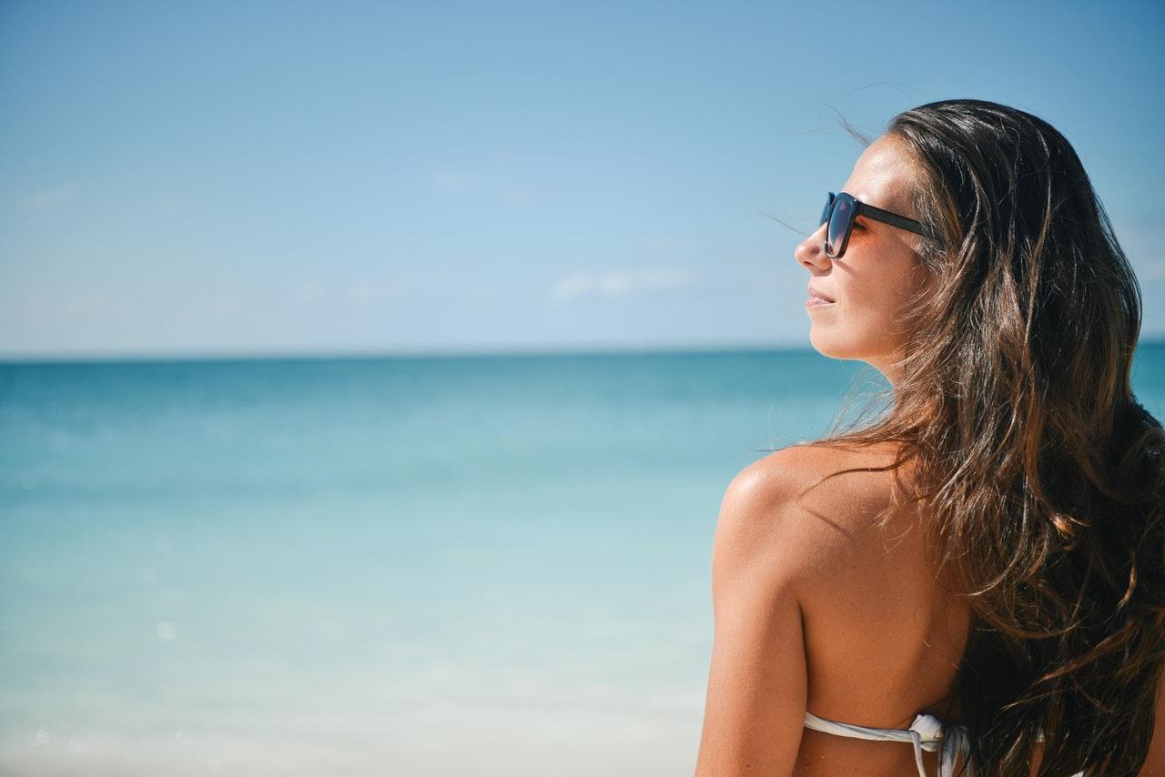 Publicitātes attēls_Vesela un pasargāta āda saules sezonā
