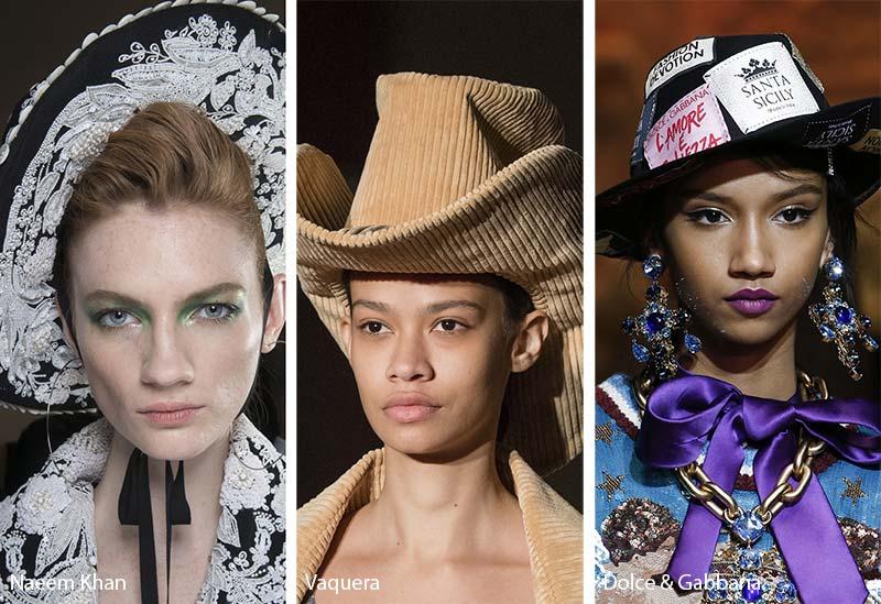 fall_winter_2018_2019_hats_headwear_trends_cowboy_hats