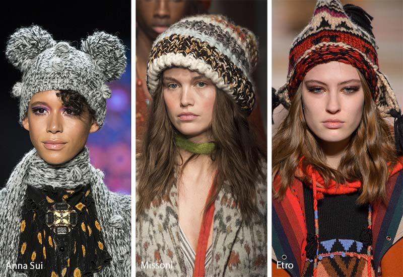 fall_winter_2018_2019_hats_headwear_trends_knit_beanies3