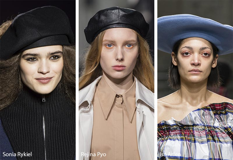 fall_winter_2018_2019_hats_headwear_trends_military_French_berets1