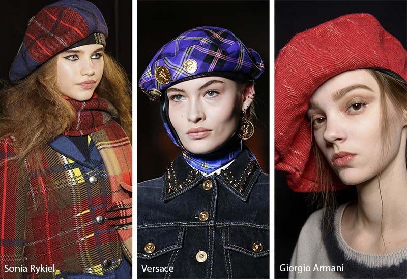 fall_winter_2018_2019_hats_headwear_trends_military_French_berets2