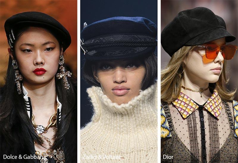 fall_winter_2018_2019_hats_headwear_trends_newsboy_sailor_caps