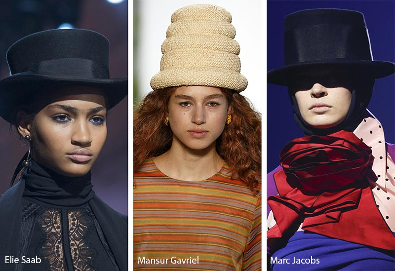 fall_winter_2018_2019_hats_headwear_trends_shaped_hats
