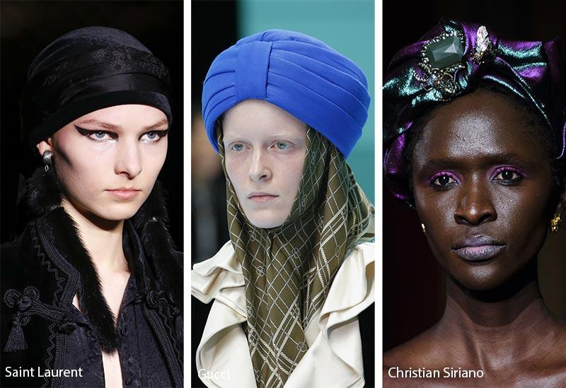 fall_winter_2018_2019_hats_headwear_trends_turban_hats