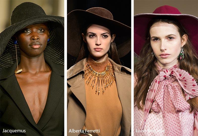 fall_winter_2018_2019_hats_headwear_trends_wide_brim_hats