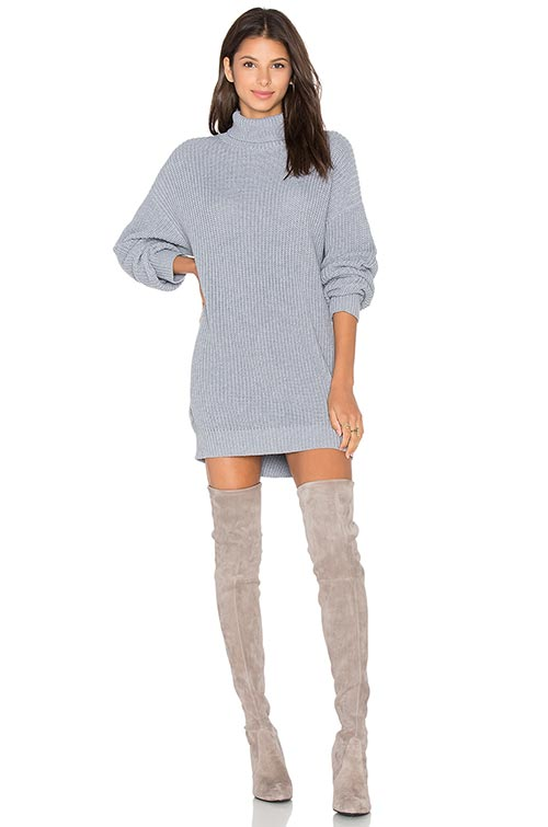 best_sweater_dresses_for_fall_winter_2017_2018_knit_dresses5