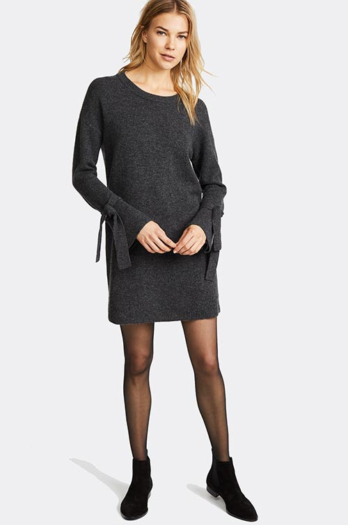 best_sweater_dresses_for_fall_winter_2017_2018_knit_dresses8