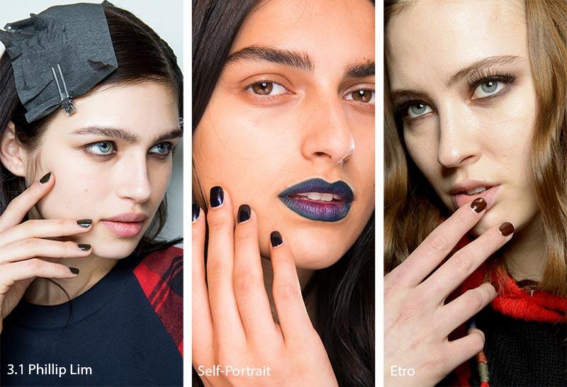 fall_winter_2018_2019_nails_art_manicure_trends_dark_nail_polish_colors1