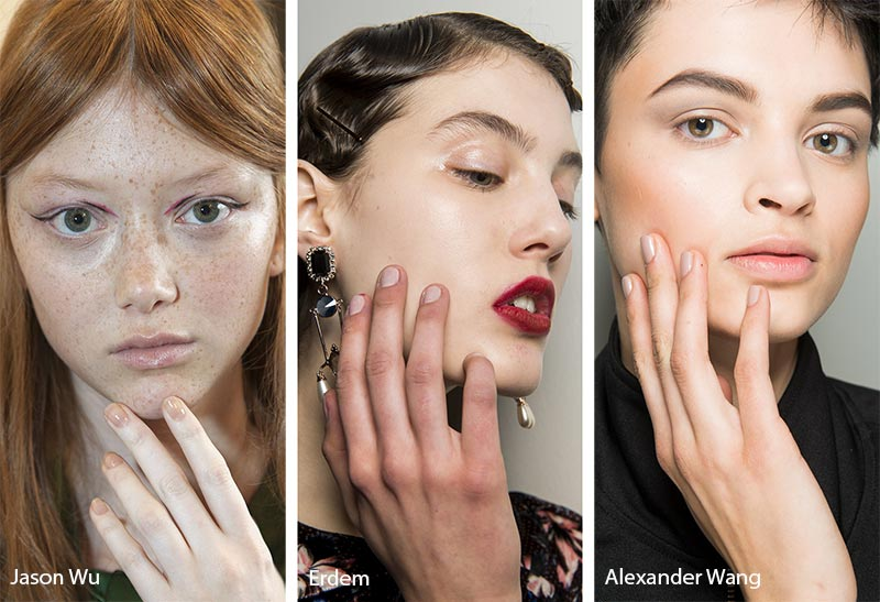 fall_winter_2018_2019_nails_art_manicure_trends_natural_short_nails