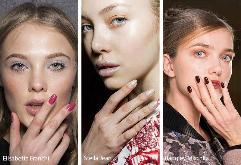 fall_winter_2018_2019_nails_art_manicure_trends_oval_nails