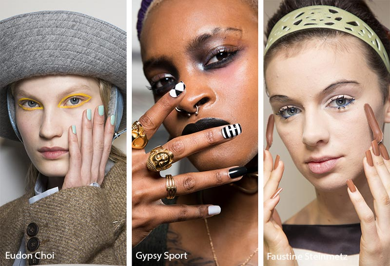 fall_winter_2018_2019_nails_art_manicure_trends_squared_nails