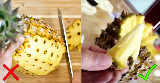 genius-man-shows-internet-the-right-way-to-eat-pineapple-and-its-so-easy-world-of-buzz